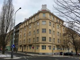 Prodej, byt 2+kk, 31 m2, Praha 6, ul. Zelená