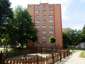 Pronájem, byt 3+1, 61 m2, OV, Bílina, ul. Teplická