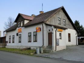 Prodej, rodinný dům, Mníšek v Krušných horách