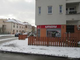 Pronájem, obchodní prostory, 40 m2, Rokycany, ul.Štefánikova