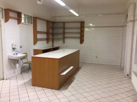 Pronájem, obchodní prostory, 80 m2, Příbor