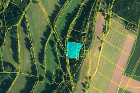 Prodej, les, 2856 m2, Háje nad Jizerou-Rybnice