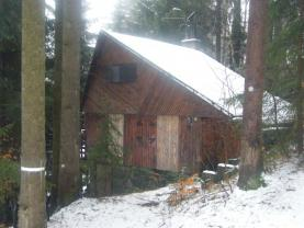 Prodej, chata, 48 m2, Pastvinská přehrada