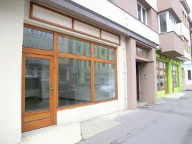 Pronájem, nebytový prostor, Pardubice, ul. Jana Palacha