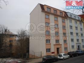 Prodej, byt 3+1, 69 m2, OV, Ústí nad Labem, ul. U Stadionu