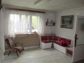IMG_0425 (Prodej, rodinný dům, 90m2, Václavovice, pozemek 4539m2), foto 2/17