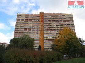 Pronájem, byt 1+kk, 29 m2, OV, Chomutov, ul. Kundratická