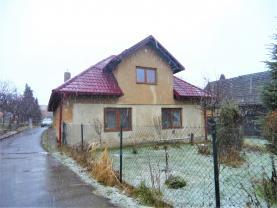 Prodej, rodinný dům 4+1, 720 m2, Újezd u Valašských Klobouk