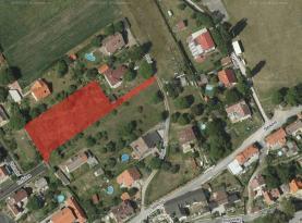Prodej, stavební pozemek, 2136 m2, Kosoř - Praha-západ