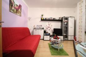 Prodej, byt 1+kk, 28 m2, Praha - Zličín