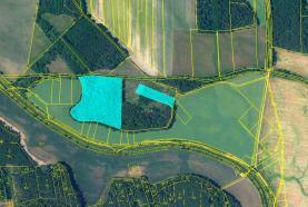 Prodej, les, 27698 m2, Hořátev