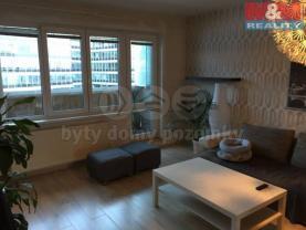 obývací pokoj (Prodej, byt 3+1, 70 m2, Moravská Ostrava, ul. Vítkovická), foto 2/15