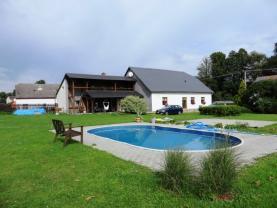 Prodej, rodinný dům, 2845 m2, Město Albrechtice
