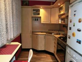 Prodej, byt 1+1, 30 m2, Ostrava - Mar. Hory, ul. Vršovců