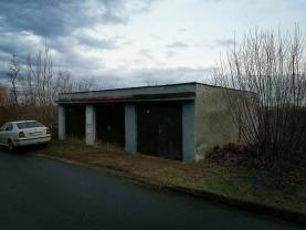 Prodej, garáž, 21 m2, Ostrava, ul. Nad Ostravicí