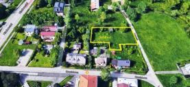 Prodej, stavební pozemek, 1634 m2, Ostrava - Slezská Ostrava