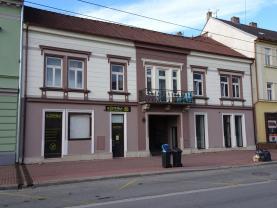 Pronájem, obchodní prostory, 140 m2, České Budějovice