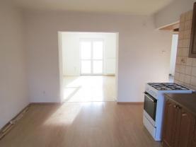 Prodej, byt 2+1, 50 m2, Ostrava - Zábřeh, ul. Samoljovova