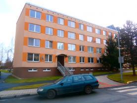 Prodej, byt 2+kk, 42 m2, Louny