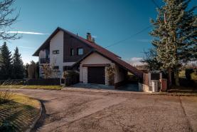 Prodej, rodinný dům 5+1, 641 m2, Vlašim
