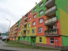 Prodej, byt 2+1, 70 m2, OV, Hranice u Aše