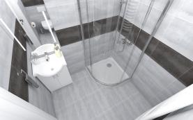 Prodej, byt 1+1, 42 m2, Znojmo, ul. Dukelských Bojovníků