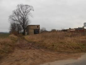 Prodej, stavební pozemek, 882 m2, Krupá, Rakovník
