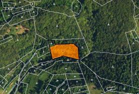 Prodej, orná půda, 5536 m2, Halenkov
