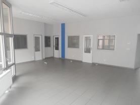 Pronájem, komerční prostory, 190 m2, Vysoké Mýto