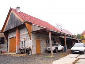 Prodej, rodinný dům, 2772 m2, Nová Ves