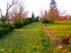 Prodej, zahrada, 400 m2, Lenešice