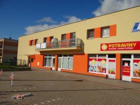 Pronájem, byt 1+kk, 30 m2, Pardubice - Staré Čívice