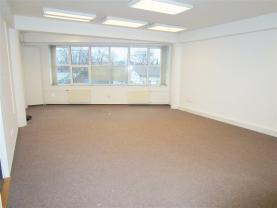 Pronájem, kancelářské prostory, 81,5 m2, Brno, ul. Olomoucká