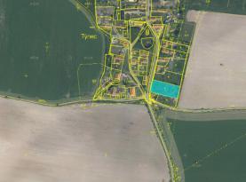 Prodej, Stavební parcela, 2197 m2, Týnec u Chotěšova