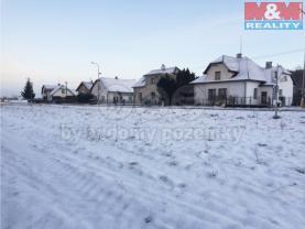 Prodej, stavební parcela, 1091 m2, Vysoká nad Labem
