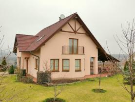 Prodej, rodinný dům 4+1, Stará Hut' u Dobříše