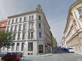 Pronájem, byt 2+kk, 42 m2, Brno - Zábrdovice