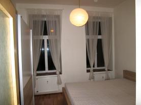 Ložnice (Pronájem, byt 2+kk, 42 m2, Brno - Zábrdovice), foto 4/6