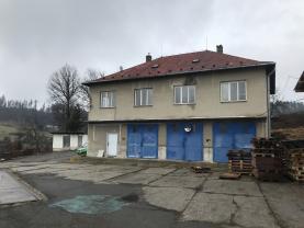 Prodej, komerční objekt, Vlčková