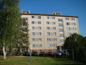Prodej, byt 1+1, 40 m2, Plzeň - Lobzy, ul. Revoluční