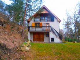 Prodej, chata 3+1, 98 m2, Liběšice-Kluček