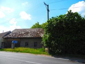 (Prodej, stavební pozemek, 727 m2, Kasejovice)