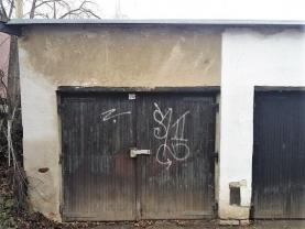 Prodej, garáž, 17 m2, Ostrava - Poruba, ul. Slavíkova