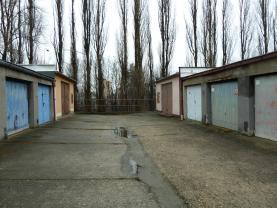 Prodej, garáž, Ostrava, ul. Rudná