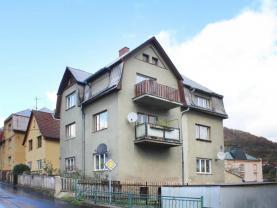 Prodej, byt 2+1, 82 m2, OV, Povrly, ul. Radní