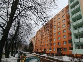 Prodej, byt 1+1, 33 m2, OV, Ústí nad Labem, ul. Šípková