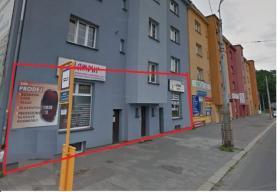 Pronájem, obchodní prostory, 150 m2, Ostrava, ul. 28. října