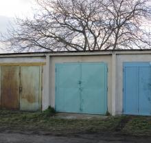 Prodej, garáž, 18 m2, OV, Kadaň, ul. Žitná
