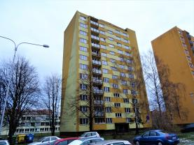 Prodej, byt 2+1, 53 m2, Ostrava - Hrabůvka, ul. A. Kučery