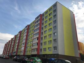 Podnájem, byt 2+kk, 40 m2, Most, ul. Josefa Ševčíka